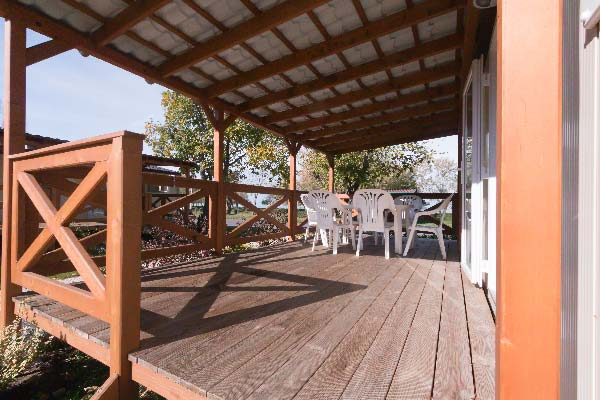 Ararnypart_camping_Siofok_Eurocomfort_udulohaz