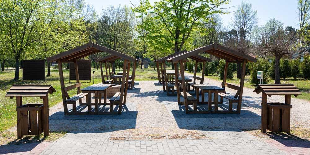 Aranypart Camping Balaton siófok tűzrakóhely