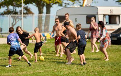 Osztálykirándulás, csapatépítés 2021-ben is az Aranypart Campingben
