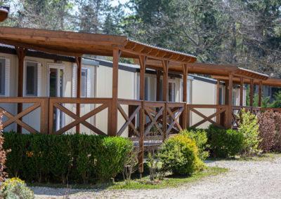 Mobilház Eurocomfort Aranypart Camping