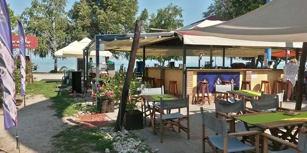 Wunderbar Aranypart Camping Balaton Siófok
